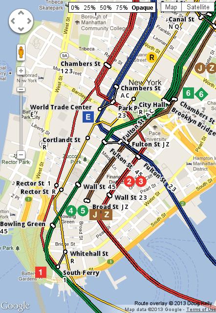 Go Subway Map.Big Apple Subway Map On City Go Round