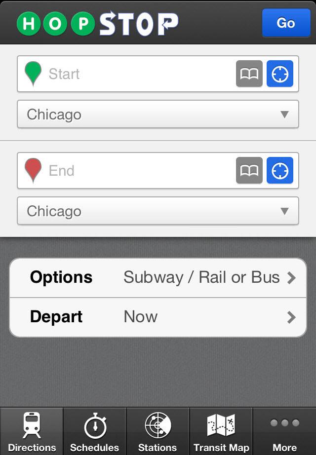 Hopstop Subway Map.Hopstop On City Go Round