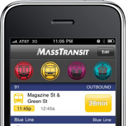 masstransit screen shot