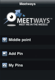 Meetways meet in the middle